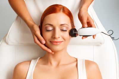 radio frequency minimally invasive skin tightening
